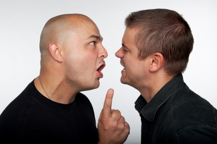 Drunk, angry guy is kicking your front door, but the court decides that YOU are the aggressor?