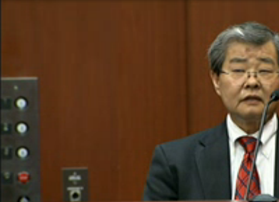 Zimmerman Case: Dr. Hirotaka Nakasone, FBI, and the low-quality 3-second audio file