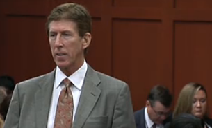 Zimmerman Trial: Defense's Closing Argument LIVE