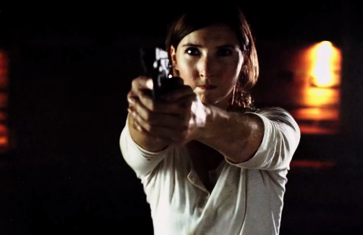 "FUNNY VIDEO:  ""Sensible Horror Film"" with Girl Gun Content (TM)"