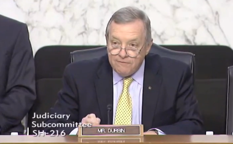 VIDEO: US Sen. Dick Durbin (D-IL) Opens Senate Stand-Your-Ground Hearings