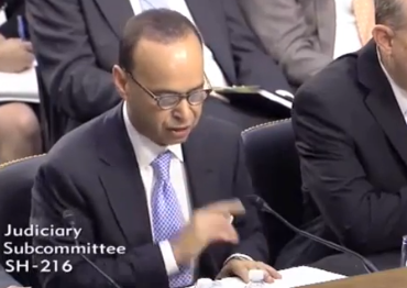 VIDEO:  US Senate Stand-Your Ground Hearings, Rep. Gutierrez (D-IL) (10/29/13)