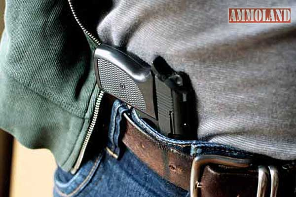 QOTW: Can Use Of Illegally Carried Gun Harm Claim Of Self-Defense?