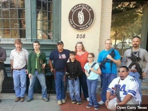 Smart versus Dumb Open-Carry Advocacy