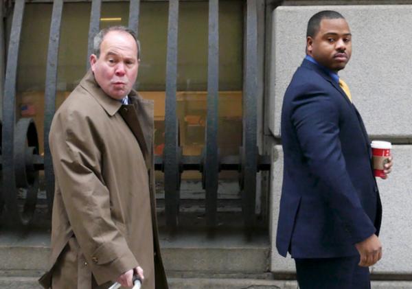 LI: Freddie Gray Trial: Defendant Officer Porter Testifies