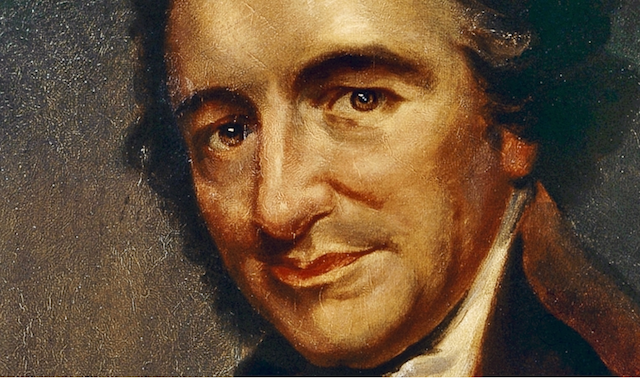 "SPEECH: Thomas Paine: ""Common Sense"" January 10, 1776"