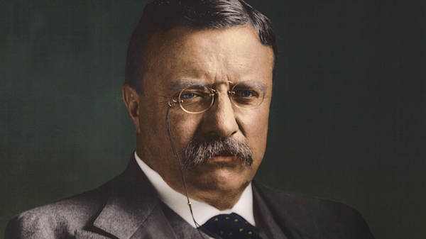 "SPEECH: Theodore Roosevelt's ""The Man in the Arena"""