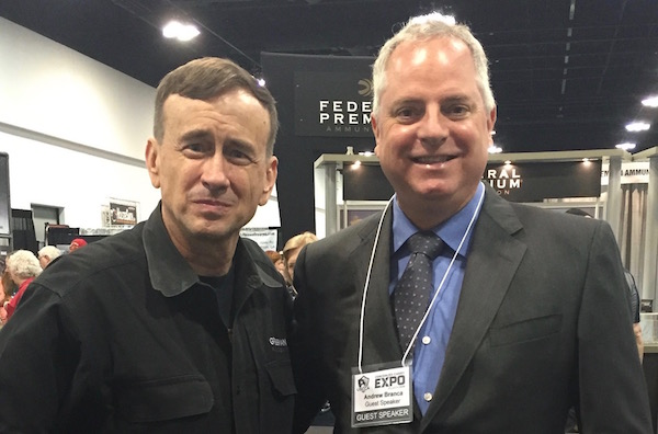 USCCA Expo:  Self-Defense Law Class, Free Books, & Book Signing