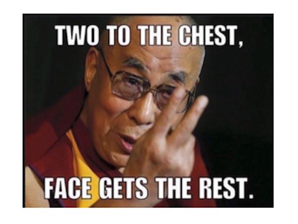 Dalai Lama Meme Extravaganza
