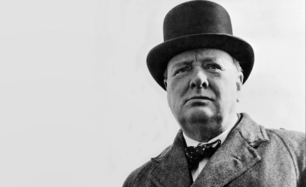 "SPEECH: Churchill ""We will fight on the beaches …"""