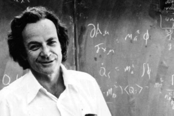 "SPEECH: Richard Feynman ""Cargo Cult Science"""
