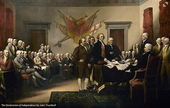 "Cooke: ""America's Founding Changed Human History Forever"""