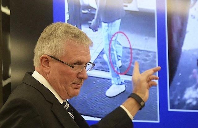 DA's Report on Keith Lamont Scott Shooting Investigation