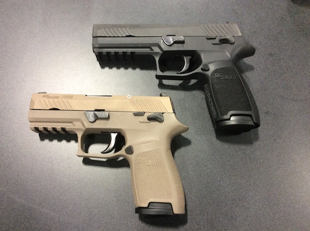 Analysis: US Army Chooses Sig 320 as New Pistol