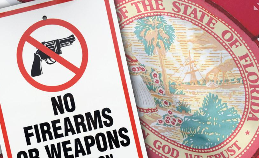"National Review: ""Florida's Gun-Free Businesses May Be Liable for Violence on Premises"""