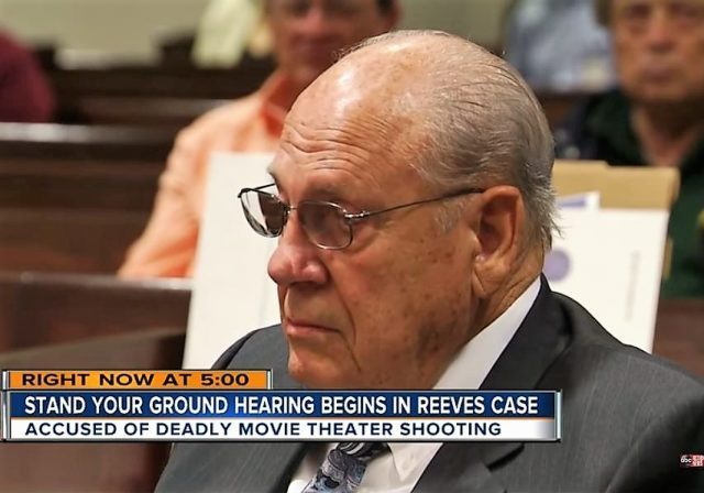 """Popcorn Shooting"" Defendant Has Self-Defense Immunity Hearing"