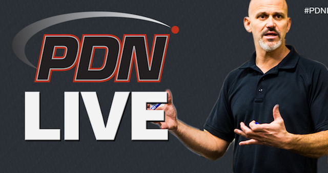 TONIGHT! Watch Andrew Branca Guest on PDN Live (7PM MT, 9PM ET)